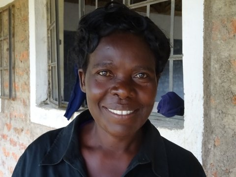 Janet (Cook at Mier Pamoja Educational Centre)