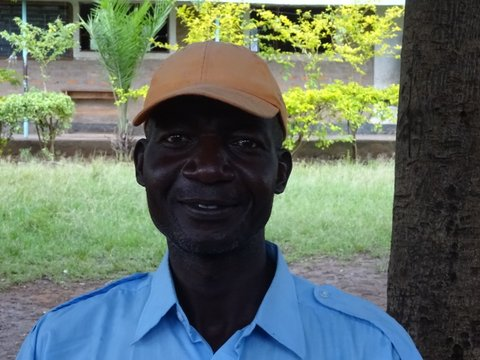Jorim Owuor Okoth (Cook at Mier Pamoja Eduactional Centre)
